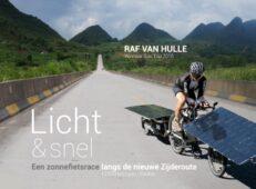 Met de zonnefiets langs de Zijderoute | Raf Van Hulle
