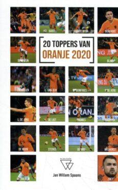 20 Toppers van Oranje 2020 | Jan-Willem  Spaans