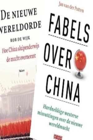 het China boekenpakket