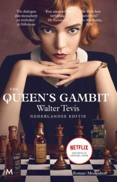 The queen's Gambit | Walter  Tevis
