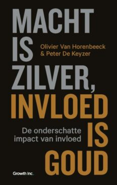 Macht is zilver, invloed is goud | Peter De Keyzer