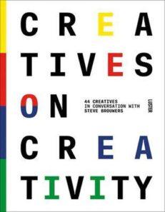 Creativiteit in een koffietafelboek met inhoud